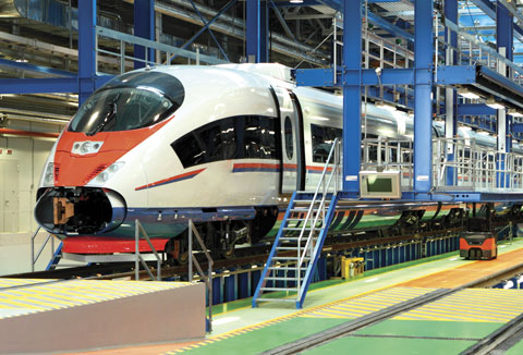 Automated Train Wheel Inspection Systems