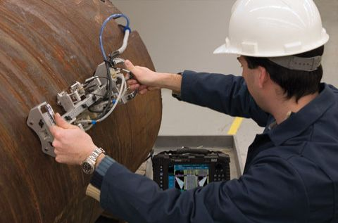 Weld Inspection Scanners