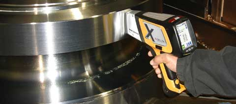 Alloys and Metals XRF Analyzers