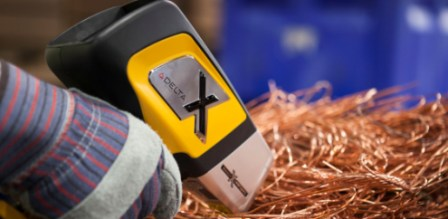 Scrap and Recycling XRF Analyzers